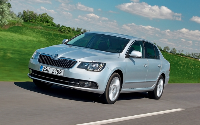 Skoda Superb 2 FL