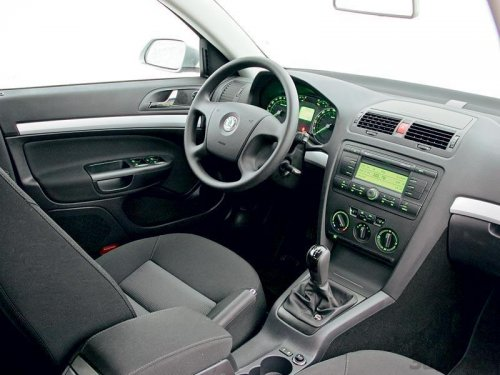 Skoda Octavia FL (Facelift)